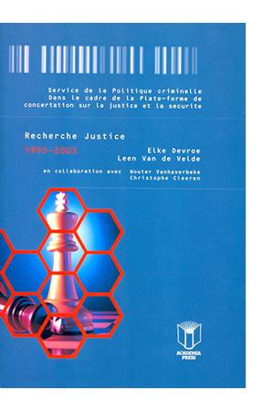 Recherche Justice 1995-2003