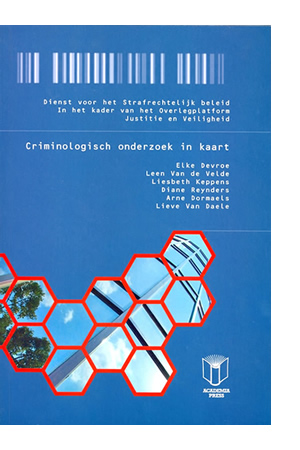 Criminologisch onderzoek in kaart