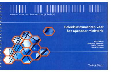 Beleidsinstrumenten voor het openbaar ministerie