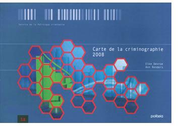 Carte de la criminographie 2008